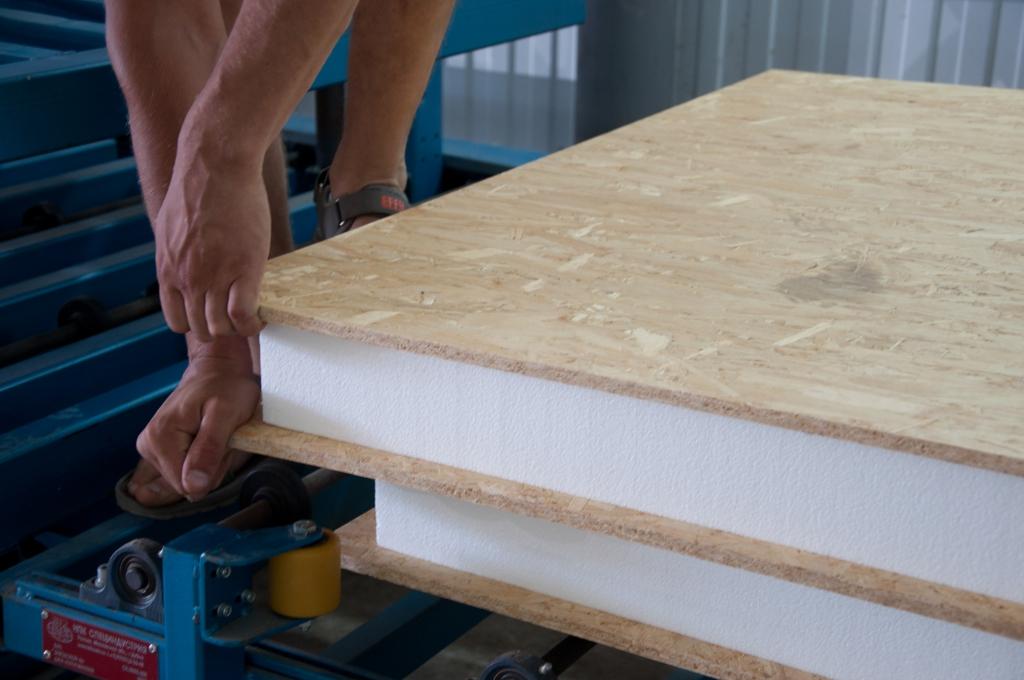 панели для дачного строительства