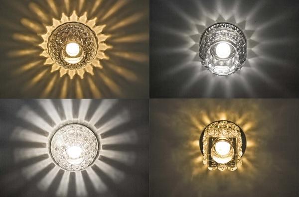 Какие новогодние светильники предлагает компания Feron?