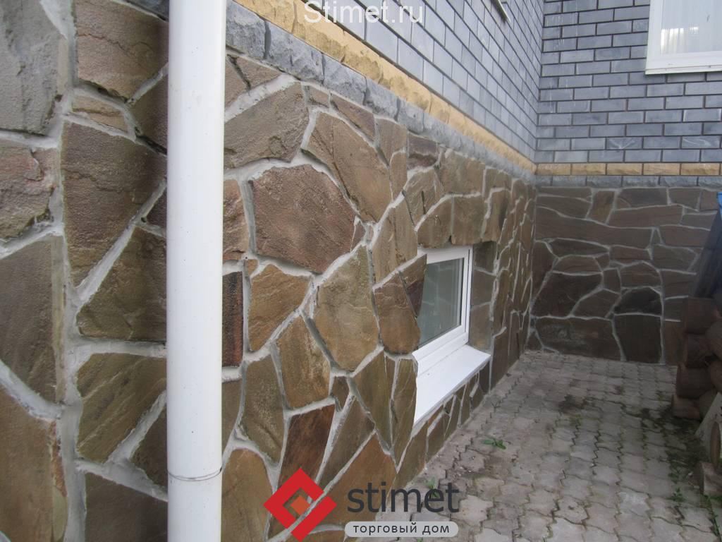 Зачем облицовывать искусственным камнем фасад