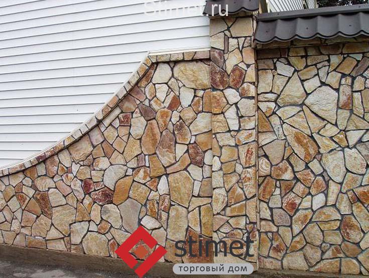 Преимущества облицовки фасадов натуральным камнем