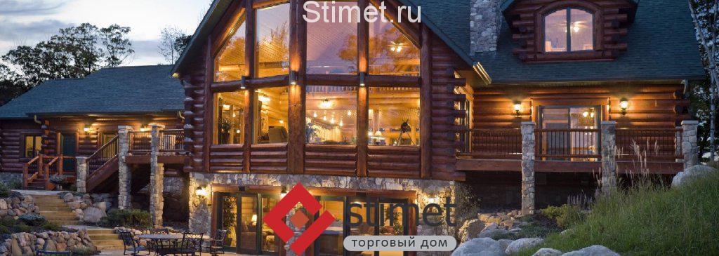Остекления деревянного дома