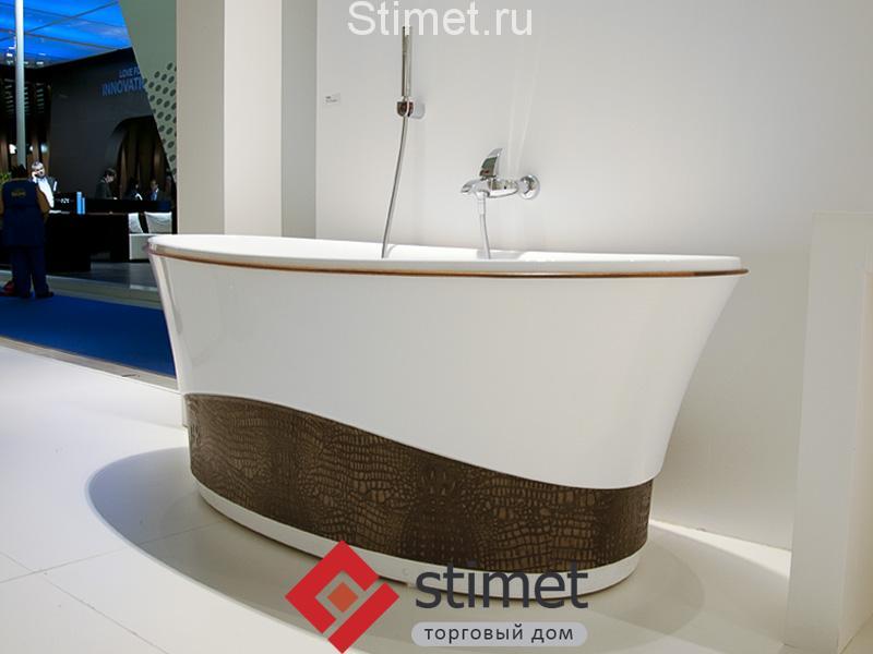 Виды и особенности современных ванн