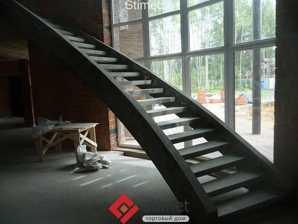 Каталог товаров - п-образные лестницы